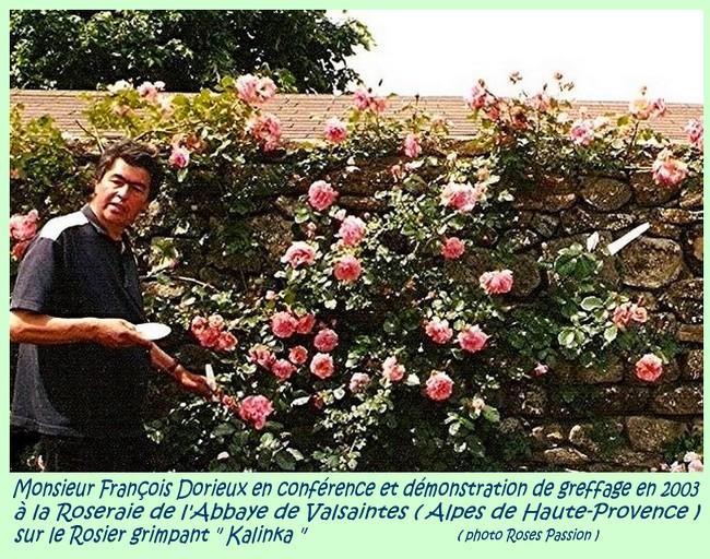 Francois dorieux abbaye de valsaintes 2003 conference gpt kalinka