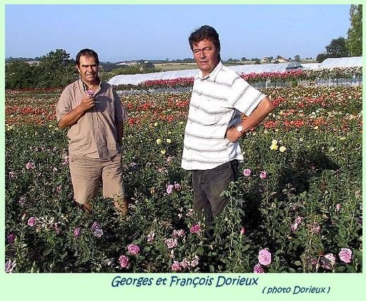 Georges et francois dorieux photo dorieux