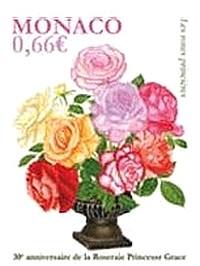 Livre et timbre rose colette thurillet 1 2