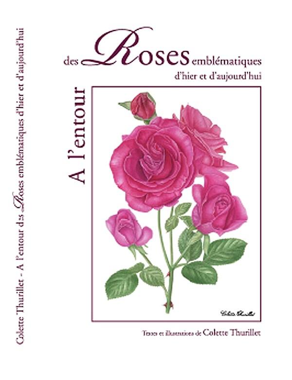 Livre roses colette thurillet 145245
