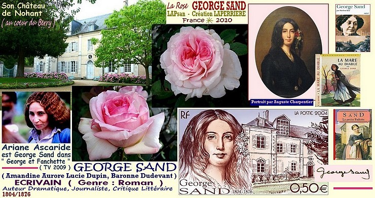 Rose george sand lapsan laperriere ariane ascaride france 2010