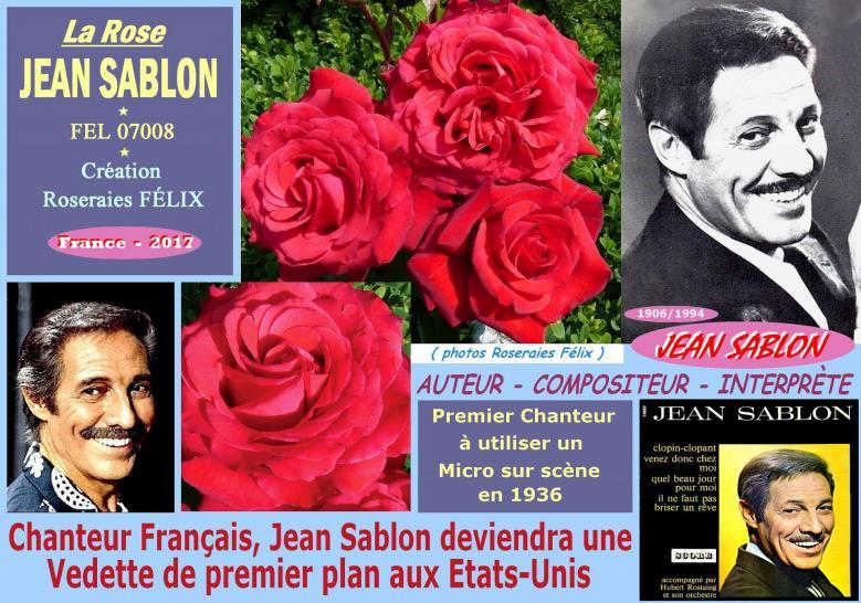 Rose jean sablon fel07008 roseraies felix 2017 roses passion