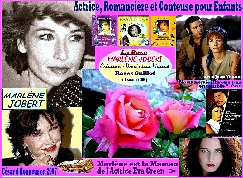 Rose marlene jobert masmajo dominique massad roses guillot eva green france 2000