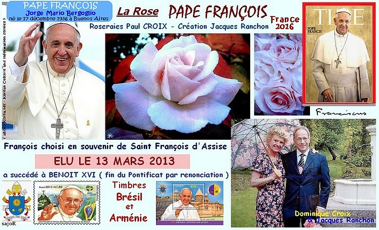 Rose pape francois roseraies paul croix jacques ranchon france 2016 roses passion
